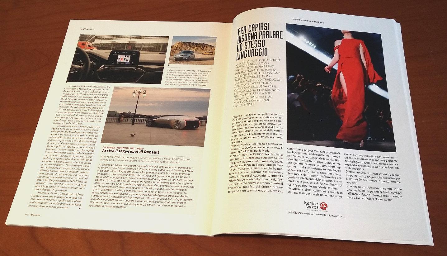 Parlano di noi: eBusiness Magazine